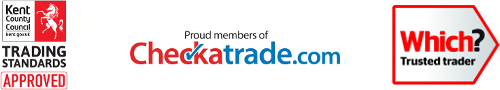 Checkatrade and Which? approved blocked drains contractor in Gravesend and Swanscombe